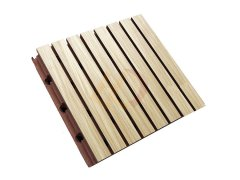 <b>木质吸声板</b>
