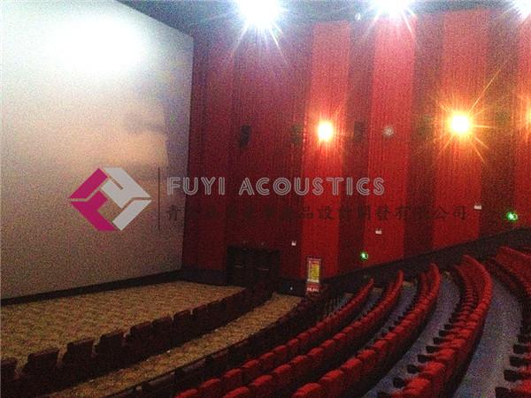 淄博全球通电影城杜比全景声影厅