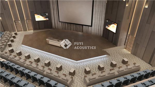 Rashid hospital Auditorium, Dubai, UAE