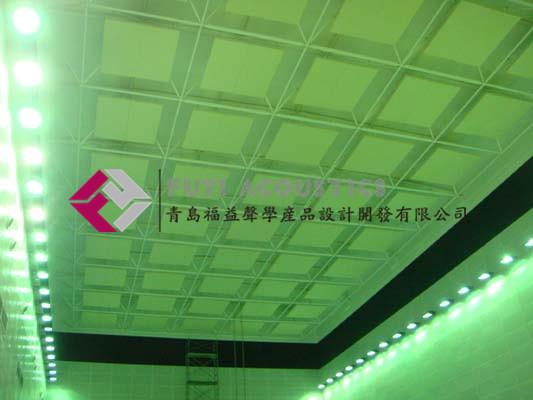 北京泰山饭店5层网球馆