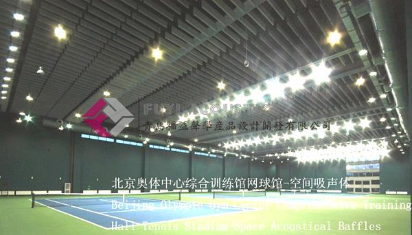 北京奥体中心网球馆