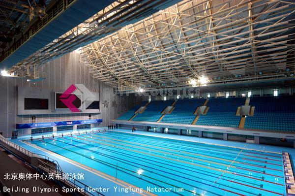 <b>北京奥体中心英东游泳馆</b>